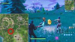 search between playground campsite amp footprint fortnite br - fortnite search between playground