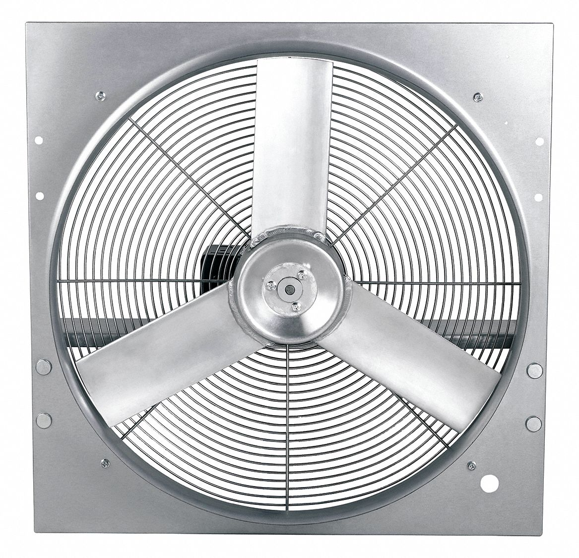 24 in x 24 in 115 230v acv heavy duty direct drive exhaust fan with 20 in blade dia