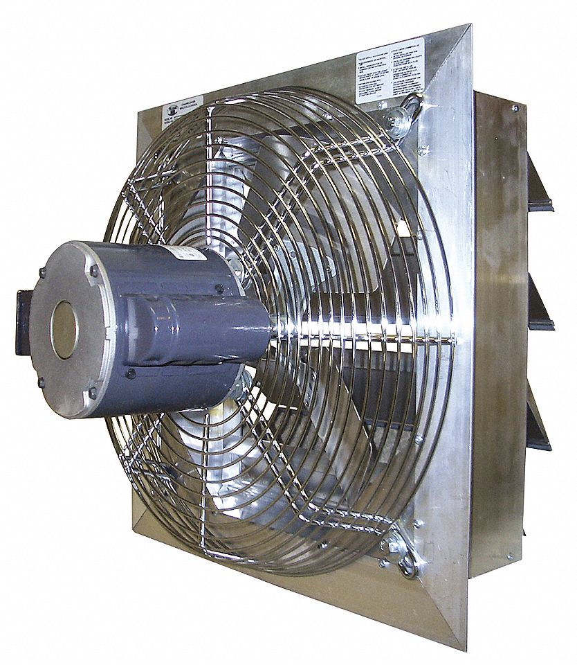 fan exhaust variable speed