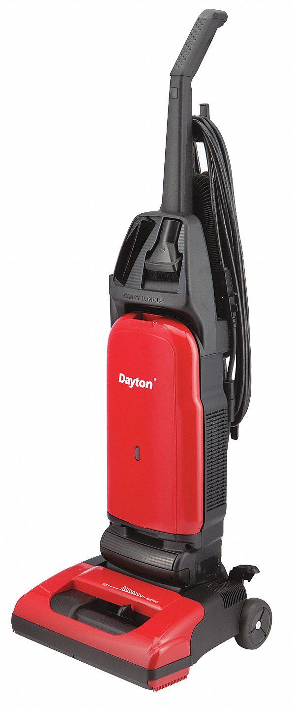 DAYTON Upright VacuumHEPA 24Z19424Z194 Grainger