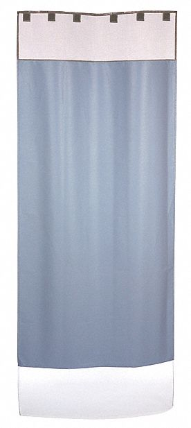 78 in x 60 in shower curtain system
