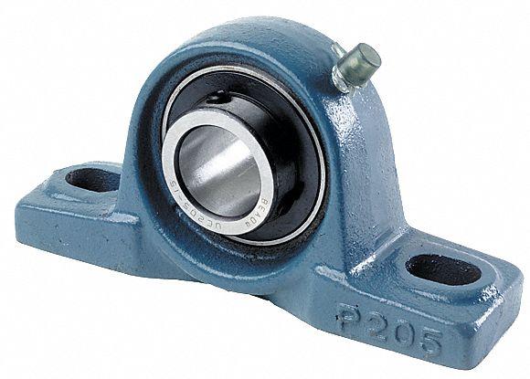 pillow block bearing ball 5 8