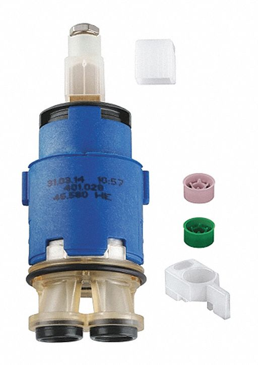faucet cartridge fits brand grohe plastic unfinished finish