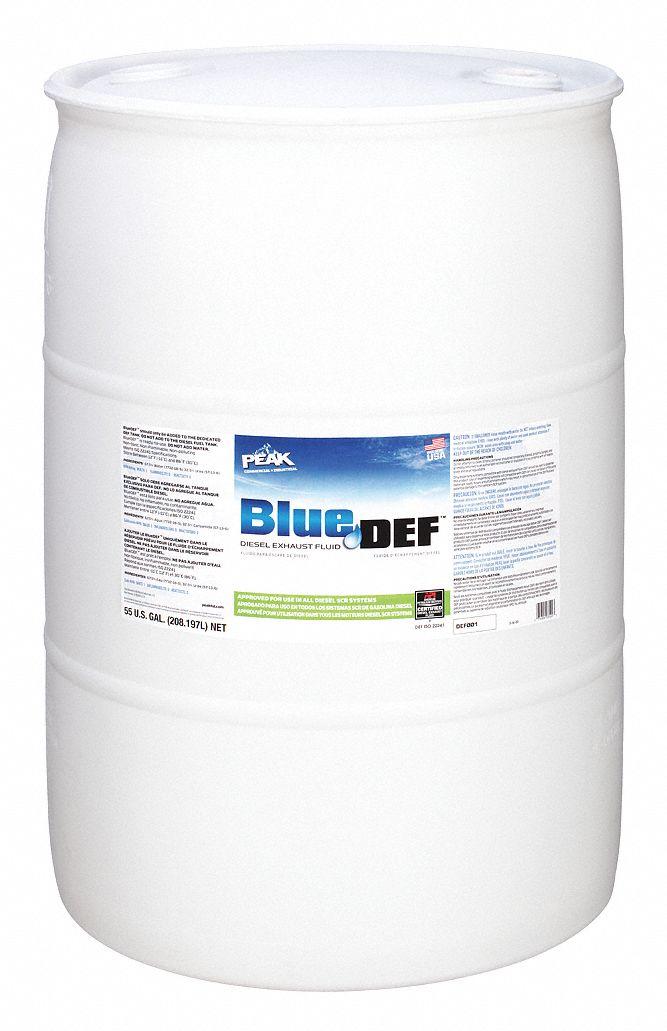 55 gal drum diesel exhaust fluid def