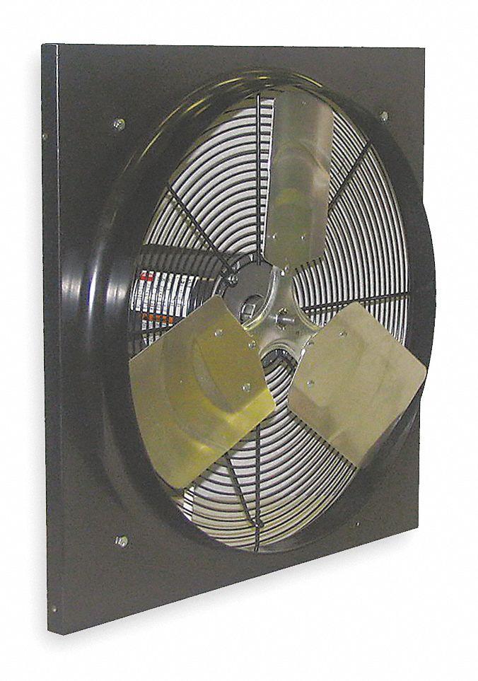 22 x 22 115 v acv medium duty direct drive exhaust fan