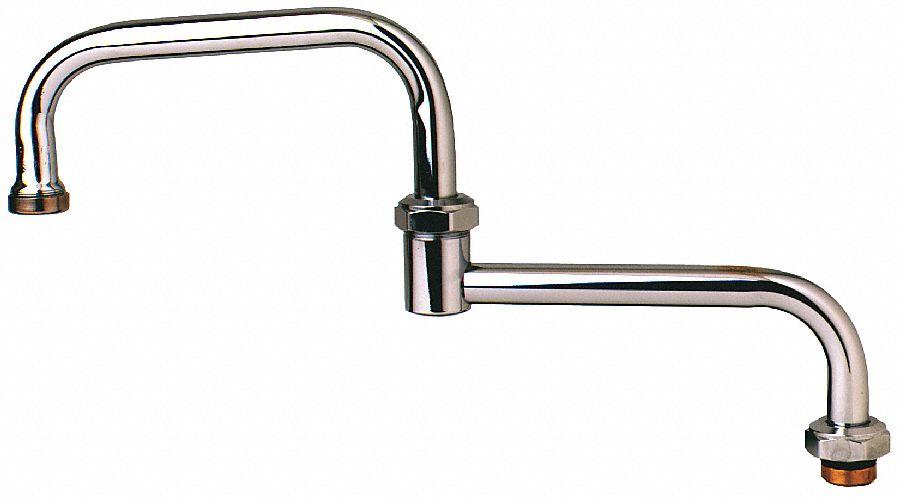 spout fits brand t s brass faucet spout shape straight
