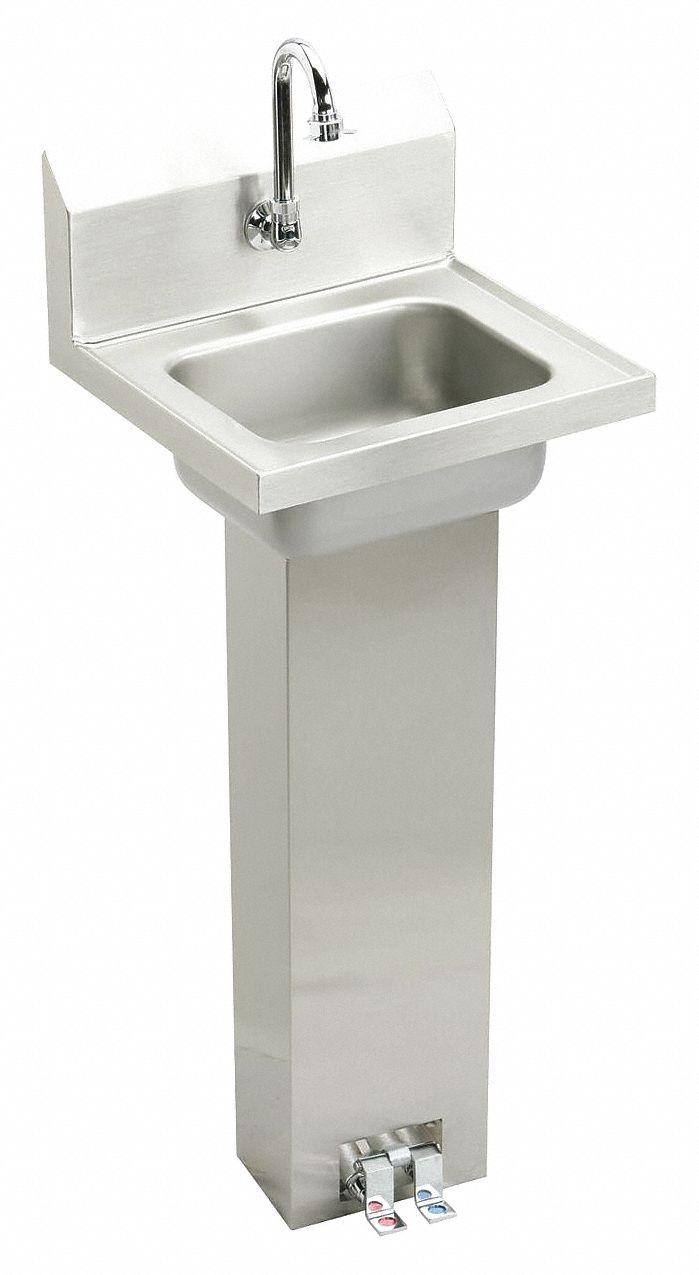hand sink 13