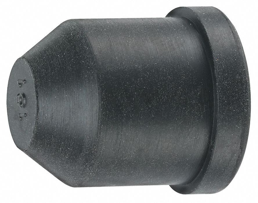 STOCKCAP Rubber Seal Plug750 DiaPK100 5URX9RSP0750