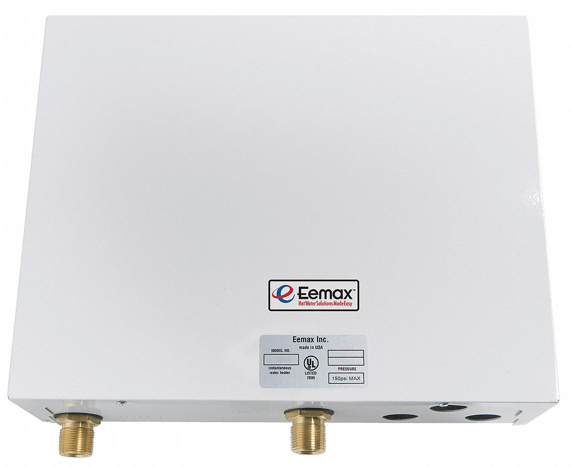EEMAX 480V General Purpose Electric Tankless Water Heater