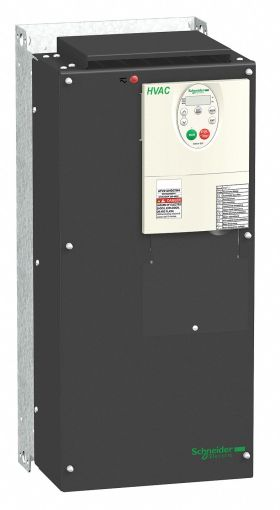 SCHNEIDER ELECTRIC Variable Frequency Drive 50 Max  HP 3 Input Phase     Variable Frequency Drive 50 Max  HP 3 Input Phase AC 480VAC Input