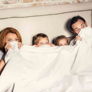 Cómo evitar que los miedos condicionen a los niños