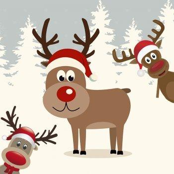 El reno Rudolph