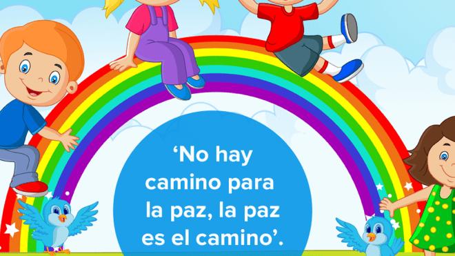 Para Colorear Al Bullying No Dibujos