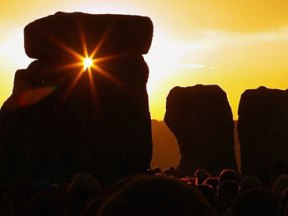 Aicent meaning of the summer solstice - Stonehenge