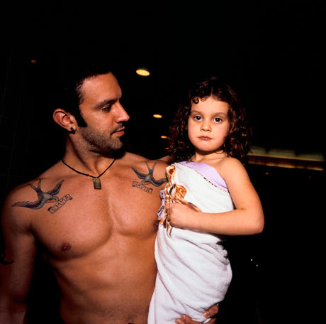 nan goldin family