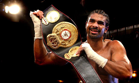 WBA World Heavyweight Title - Nikolai Valuev v David Haye - Nuremberg Arena