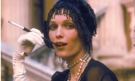 THE GREAT GATSBY, Mia Farrow, 1974