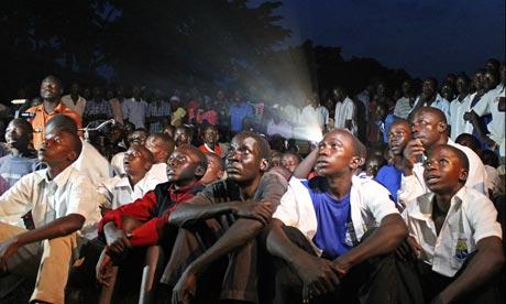 Kony 2012 screening