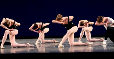 NYCB in Agon. Photo: Tristram Kenton © Source: The Guardian