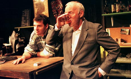 From Royal Courts production of THE WEIR.