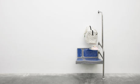 Urs Fischer, The Lock, 2007