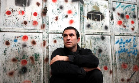Amir Nizar Zuabi, a Palestinian director and playwright