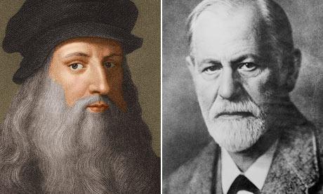 Freud and da Vinci
