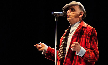 Dexys Formerly Known As Dexys Midnight Runners Perform In Whitley Bay