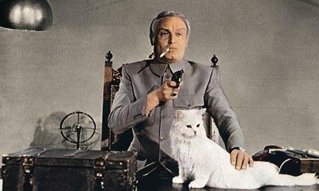 Ernst Stavro Blofeld in the film adaptation of Diamonds Are Forever