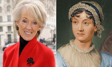 Joanna Trollope and Jane Austen