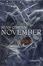 Sean O'Brien, November