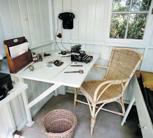Writers' rooms: George Bernard Shaw