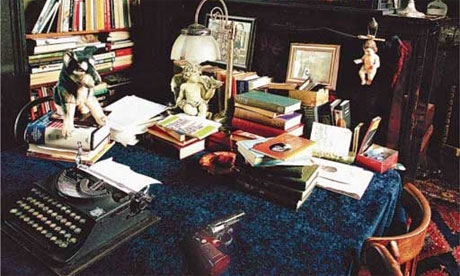 Writers' rooms: Beryl Bainbridge