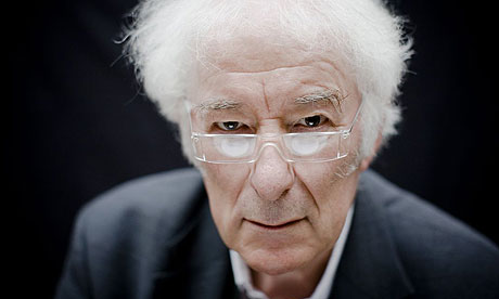 Picture of Seamus Heaney from Guardian