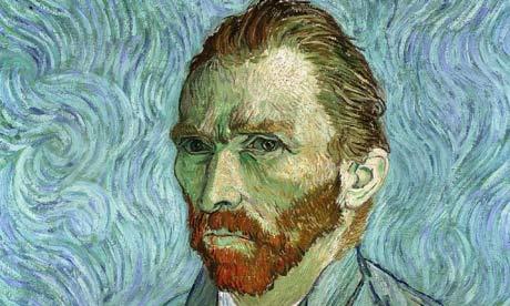 Self-Portrait (1889) by Vincent van Gogh