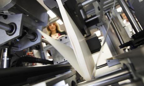 The Espresso Book Machine
