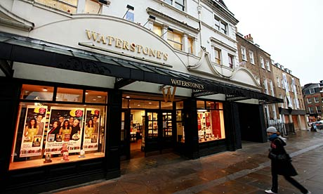 Waterstones restructure has sent 66 managers packing - peoplewhowrite