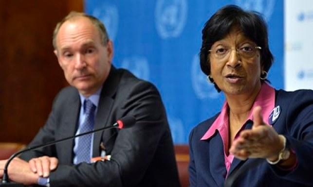 Tim Berners-Lee, Navi Pillay