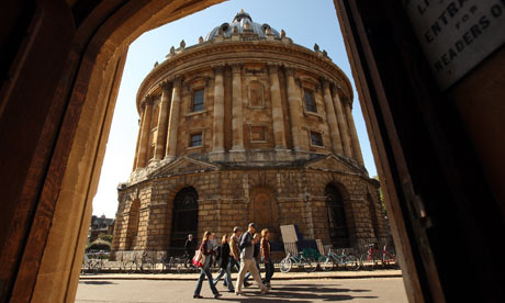Oxford University's access programmes are being ignored by some state school teachers