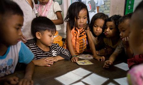 MDG : NGO in Cambodia