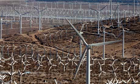 Kalirofnija wind farm