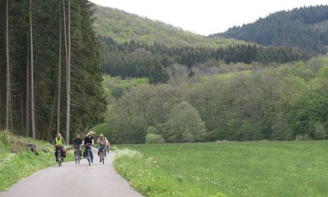 Bike blog : E-biking in Luxembourg