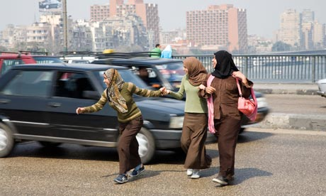 #In Search of...Airports and Cairo