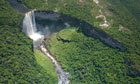 Guyana Forests : CI and governement launch fund to protect critical ecosystems : Kaieteur Falls
