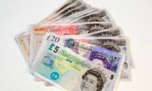 Great Britain UK Pound Bank Notes