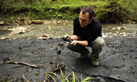 2014 goldman environment prize : Russian activist Suren Gazaryan of the Environmental Watch