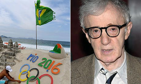 Woody Allen and Rio