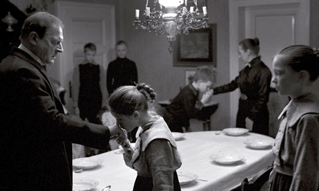 Scene from Michael Haneke's The White Ribbon (2009)