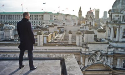 FILM REVIEW: SKYFALL