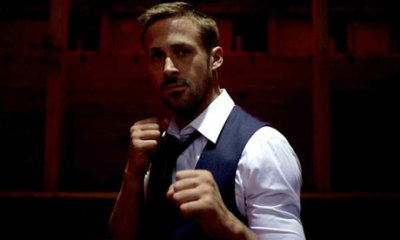 Ryan Gosling in Nicolas Winding Refn's violent thriller Only God Forgives